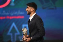 پیام تشکر دروازهبان تیم ملی فوتبال ایران از مقام معظم رهبری