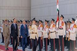 رئيس جمهورية أوسيتيا الجنوبية يلتقي الرئيس الأسد