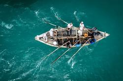 میزان سهمیه بنزین قایقهای صیادی به دولت ارائه شد