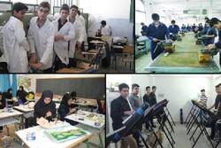 سالانه ۱.۵ میلیون نفر آموزش فنی و حرفهای میبینند