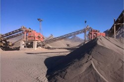 Export of iron ore tops $5bn in five years