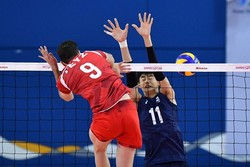 Iran sweeps S Korea at Asian U20 Volleyball C'ships