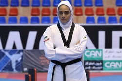 Iran's female athletes gain 3 more medals at Jeju Intl. Taekwondoka C'ships