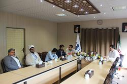 دیدار مسئول محافل قرآنی با دبیر کمیته اعزام قاریان ایران