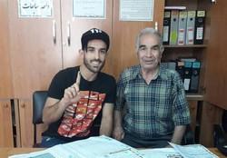 قرارداد بختیار رحمانی با سپاهان اصفهان ثبت شد