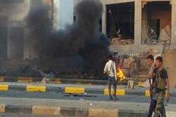 انفجار در نزدیکی خط انتقال نفت در استان شبوه یمن