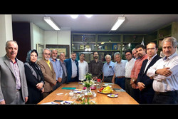 دیدار مدیرکل هنرهای تجسمی با اعضای شورای عالی انجمن خوشنویسان