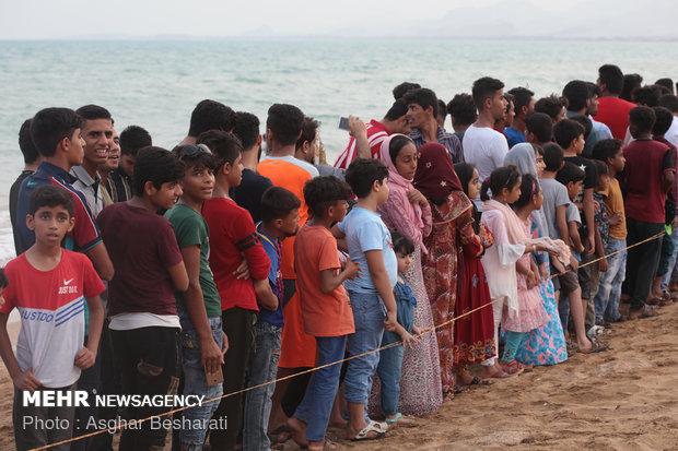 جشنواره نوروز صیاد جزیره قشم روستای سلخ