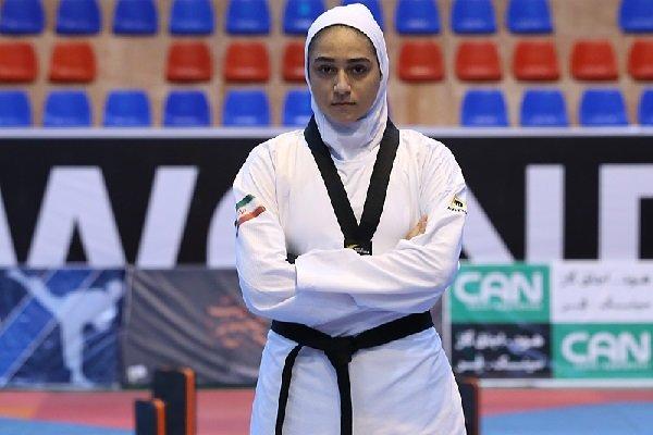 Iran's female athletes gain 3 more medals at Jeju Intl. Taekwondoka C'ships