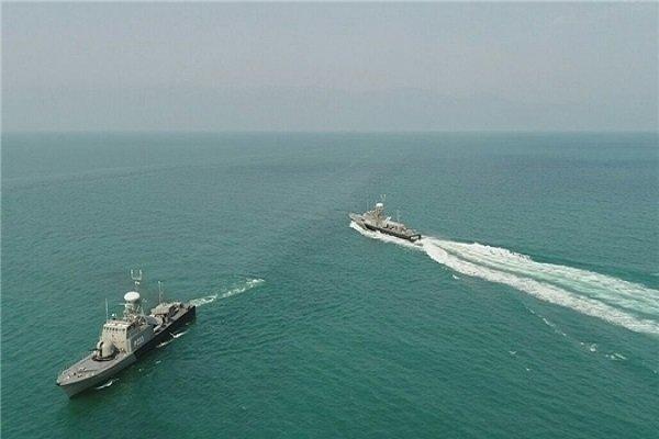 """السفينتان الحربيتان """"جوشن"""" وبيكان"""" تتوجهان الى ميناء باكو"""