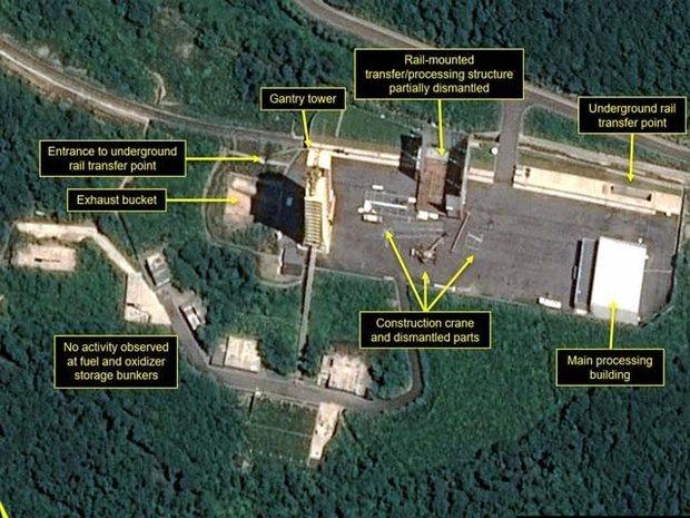 شمالی کوریا نے میزائل تجربات کی ایک سائٹ کے انہدام کا کام شروع کر دیا