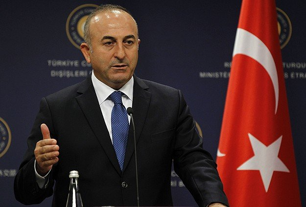 Turkey told U.S. it opposes sanctions on Iran -foreign minister