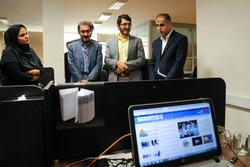 بازدید رئیس سازمان فضایی از خبرگزاری مهر