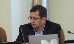 رئیس جدید بانک مرکزی در جلسه هیات دولت