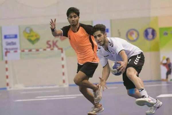 Iran finishes 5th at Asian Junior Handball C'ships
