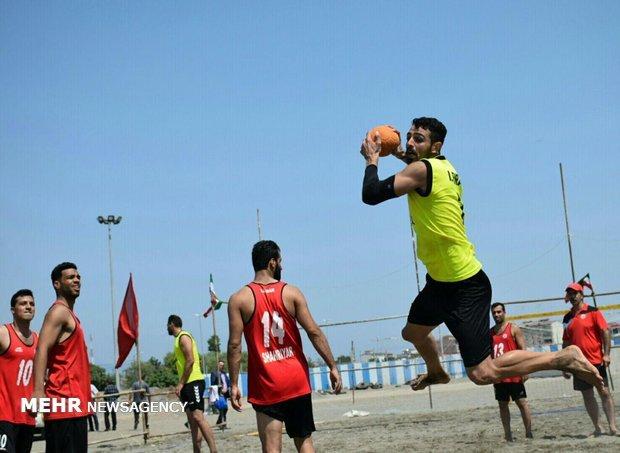 Iran defeats Uruguay at Men's Beach Handball World C'ships