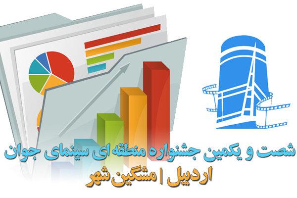 برگزیدهگان بخش مسابقه جشنواره منطقهای اردبیل-مشگینشهر مشخص شد