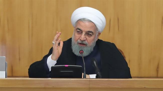 Caspian convention barred NATO: Rouhani