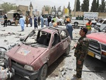 بمبگذار انتحاری در شهر کویته پاکستان