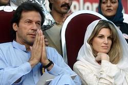 همسر سابق عمران خان پیروزی او در انتخابات پاکستان را تبریک گفت