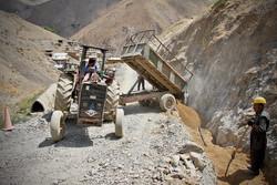 گاز رسانی به روستاهای صعب العبور کردستان
