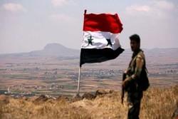 الجيش السوري يواصل التقدم في حوض اليرموك ويعثر على صاروخ امريكي