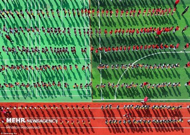 Drone ile çekilen en güzel fotoğraflar