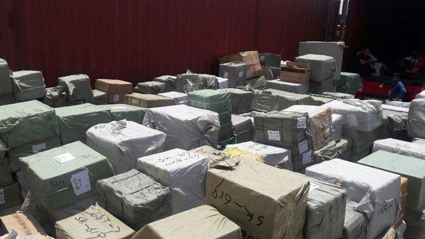 کشف ۲۵ میلیارد ریال کالای قاچاق در ایلام