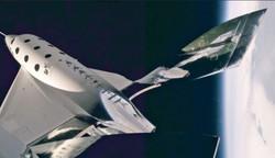 هواپیمای مافوق صوت سال آینده مسافر به فضا می برد