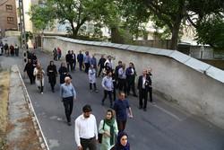 اولین تور محله گردی شمیران برگزار شد