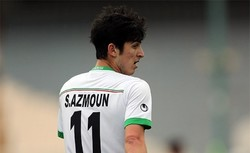 Sardar Azmoun needs to 'grit his teeth'
