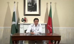 Pakistan's Imran Khan 'desires stronger ties with Iran'