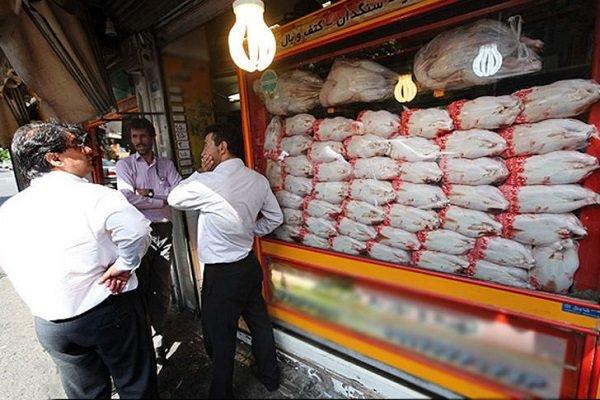 ۱۶درصد قیمت مرغ، متاثر از بازار جهانی است/ذخیره ۷ میلیون تن کالا