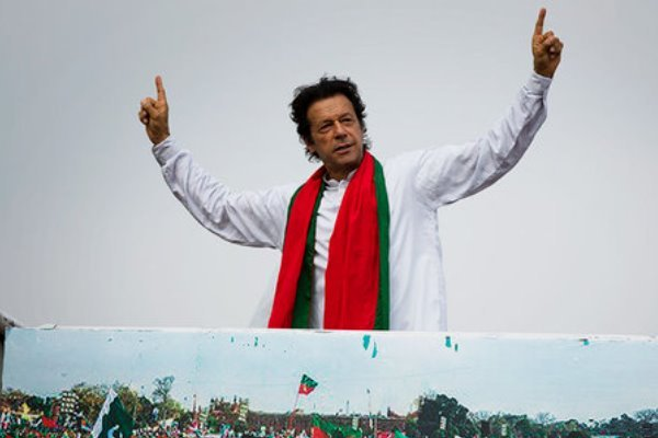 Imran Khan appointed as Pakistan's prime minister