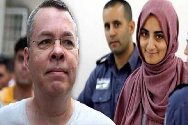 Türkiye, Özkan'la Brunson takas edildi iddiasını yalanladı