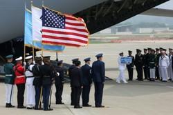 ترامپ از کره شمالی برای تحویل اجساد نظامیان آمریکا قدردانی کرد