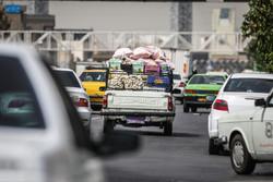توقیف ۴۰۰ خودرو فاقد پلاک در پایتخت/ راننده های با جرم پلاک مخدوشی به دادسرا معرفی شدند