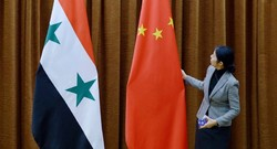 Chinese, Syrian diplomats hold 'in-depth' talks
