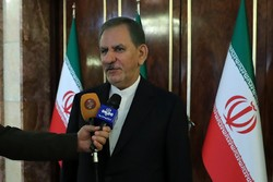 US unable to strangle Iran's oil market: 1st veep