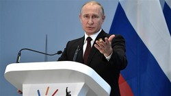 Putin says ready to talk with Trump about Iran deal