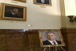 جایگزینی عکس پوتین به جای ترامپ در یکی از ایالت های آمریکا