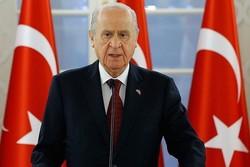 """Devlet Bahçeli'den flaş """"ittifak"""" açıklaması"""