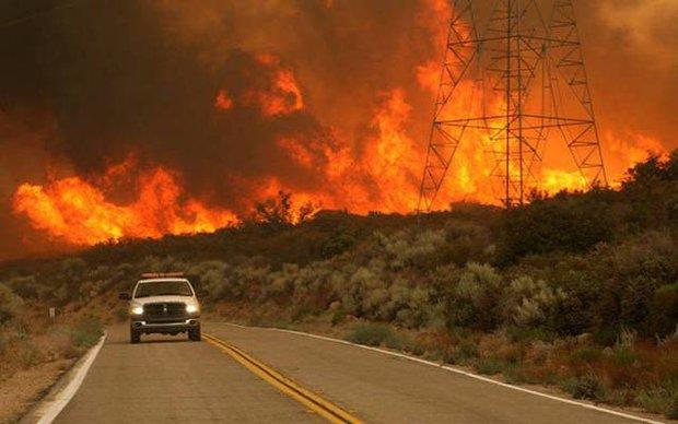 یونان کے جنگلات میں لگی آگ سے اب تک 91 افراد ہلاک