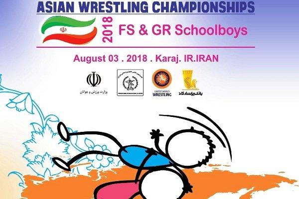 11 teams to compete in Asian wrestling c'ships in Iran's Karaj