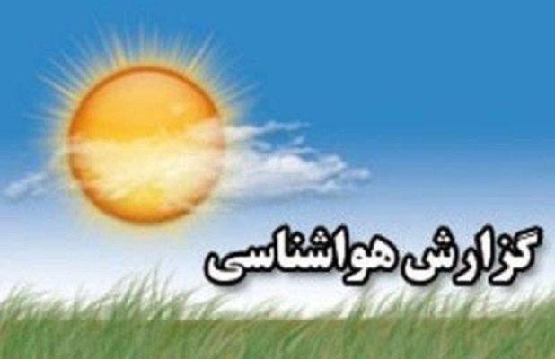وزش باد گرم در گیلان/ دمای هوا افزایش می یابد