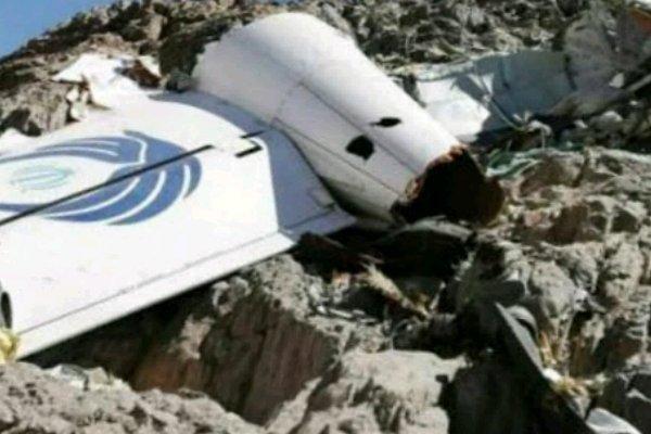 مروری بر سانحه سقوط هواپیما به روایت لنز دوربین ها
