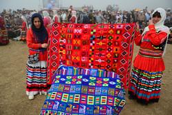 İran'da yöresel oyunlar festivali