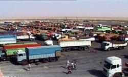 رشد ۲۸۱ درصدی صادرات اظهارشده در گمرک خسروی