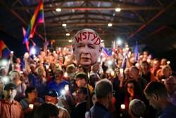 تظاهرات سراسری در لهستان