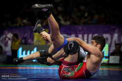 Iranian wrestlers win 2 medals at Yasar Dogu Tournament